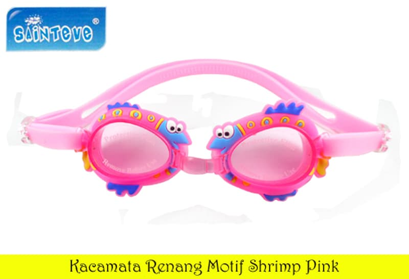 Kacamata renang Anak Sainteve, kacamata Renang Anak Motif