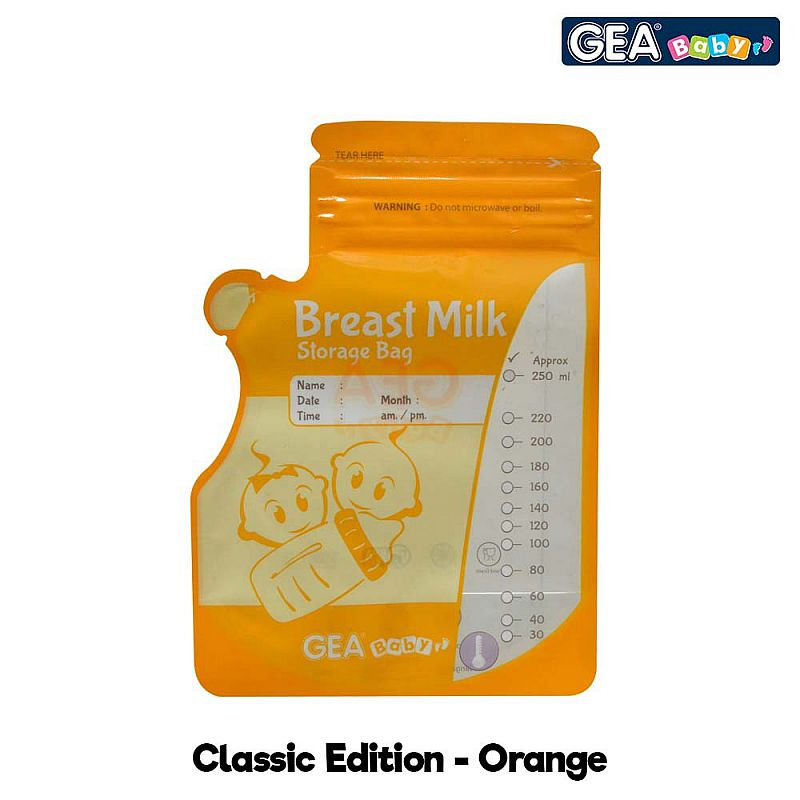 Gea Breastmilk Kantong ASI 250 ml